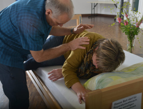 Der  Kinaesthetics Grundkurs in der Pflege