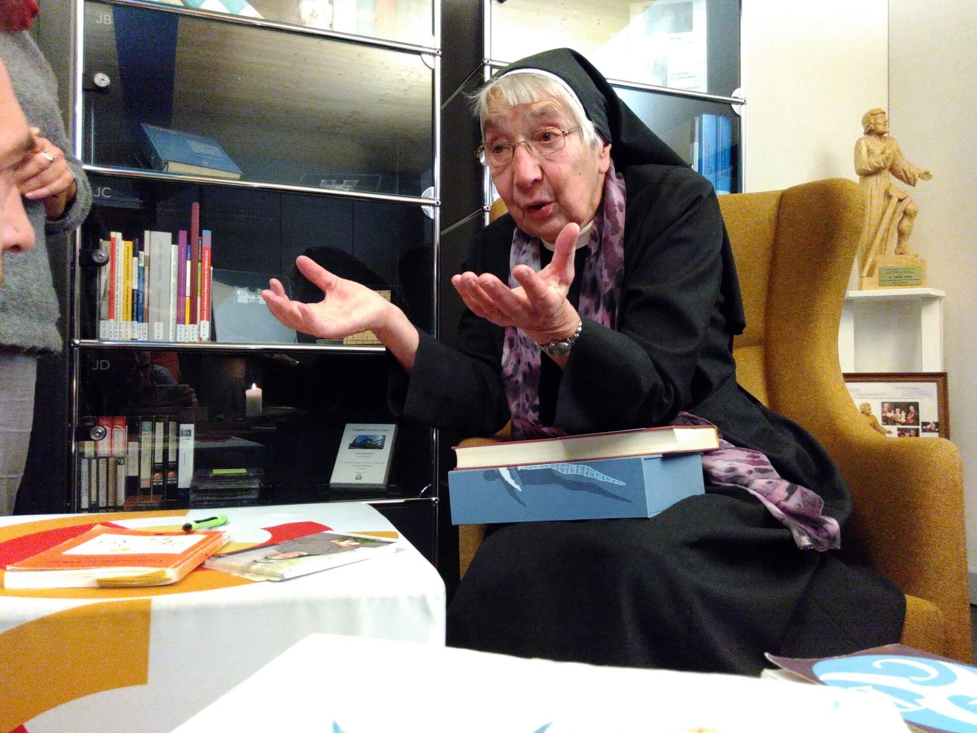 Sr. Liliane Juchli